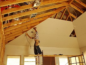 Houston, TX. Drywall Contractor Insurance